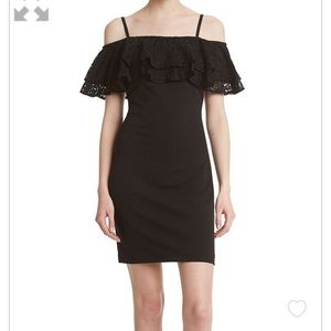 Jessica simpson ruffle dress